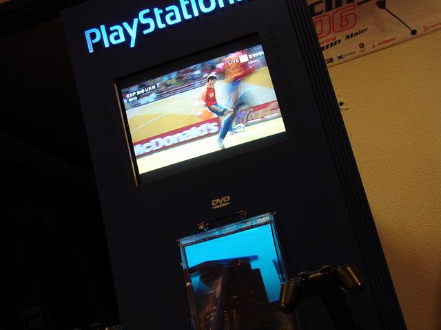 Fussball-WM auf der Playstation