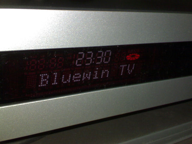 Das Herz von Bluewin TV: DIe Settop-Box