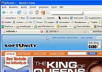 Firefox und Internet Explorer im selben Browser, aber in verschiedenen Tabs. Die Firefox-Erweiterung IE TAB machts möglich.