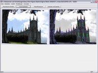 Mit dem Freeware-Programm ShiftN werden Fotos von Häusern, Kirchen etc. automatisch in Ihrer Perspektive korrigiert.