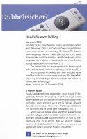 In der hausinternen Swisscom-Mitarbeiterzeitung wurde mein Blog vorgestellt.