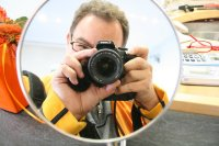 Mein neustes Spielzeug: Einen Canon EOS 400D