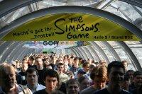 Über 185000 Besucher zählte die GC 2007... ein neuer Rekord.