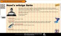 So sah meine Website vor zehn Jahren aus...