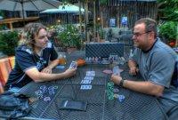 Eine spannende Runde Texas Hold'em No Limit macht immer Spass...