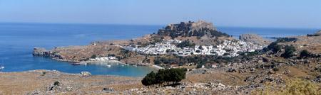 Die Stadt Lindos auf Rhodos ist eine wahre Perle... ein Must-See für jeden Urlauber.