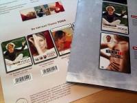 Es wäre effizienter, wenn man den Anweisungen auf den DVDs folgt und die Übungen macht... anschauen alleine nützt nichts.