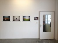 Hinter dieser Türe wartet mein Fotostudio auf Dich!